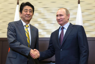 Japan Charts More Independent Course to Improve Russian Relations