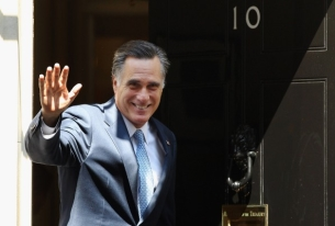 Mitt Romney in Europe – Forget Politics