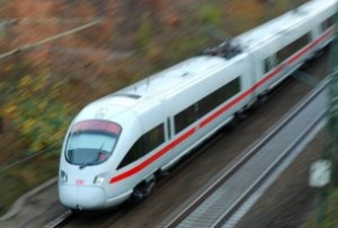 Germany's Train Operator Opts for Renewables