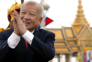 Sihanouk's Conflicting Legacy