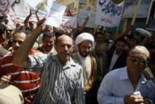 Hundreds in Iraq Rally for Press Freedom