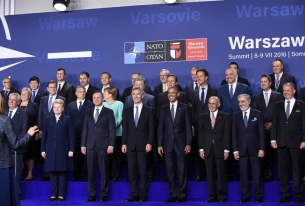 NATO Post-Warsaw: Challenges to Alliance Cohesion