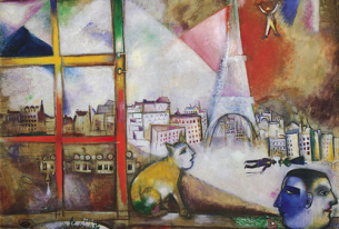 Chagall and Europe's 20th Century