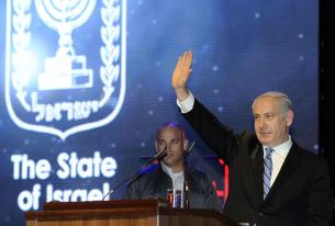 From the White House to AIPAC: Netanyahu's Peace Push