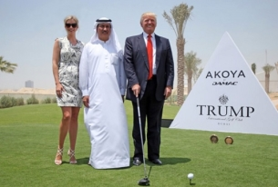 Trump Hires Chinese Government Firm for Dubai Golf Club