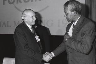 On Mandela
