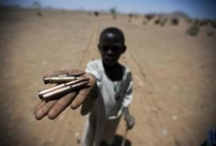 Climate Change:  Fragile States Spillage