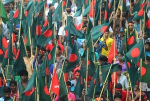 Hindu Rights Activist: Bangladeshi Democracy on the Verge of Extinction
