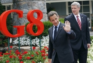 G-8 Leaders Fail to Agree on Global Stimulus
