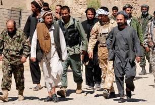 Woman versus Taliban