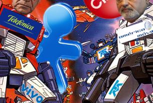 Telecom Wars: The Battle for Brazil