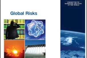The 2010 Global Risks Report from the World Economic Forum