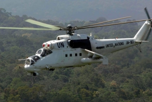 A 'Blurry' Line: UN Peacekeeping in the Eastern DRC