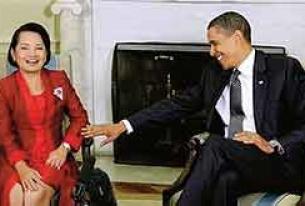 Ms. Arroyo Goes to Washington