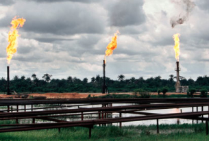 Gas Flaring Back in the Spotlight