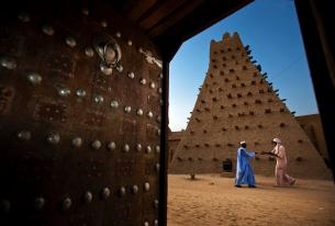 Timbuktu's Cultural Treasures & the ICC