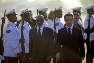 Haiti Update: Sarkozy Visit Offers Economic Aid