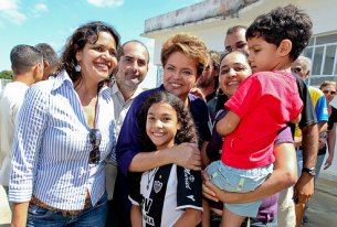 Dilma Rousseff, Mother To Us All