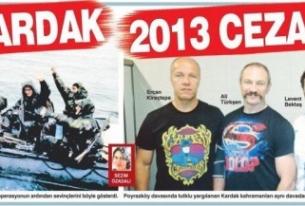 Turkey's Jailed Officers