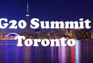 Toronto G-20 Yields Little Fiscal Consensus