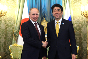 The U.S. Can Learn From Japan's Efforts To Improve Russian Relations