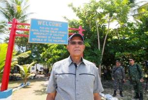 Manila Asserts Claims Over South China Sea Island