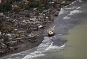 Haitians Drowning at Sea on their Perpetual Quest for a Better Life