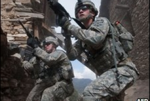 U.S. Sends More Troops To Afghanistan As Public Support Falls