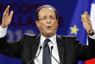 The crusade of the Economist against Mr. Hollande