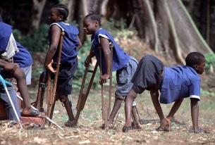 A Global Effort to Eradicate Polio