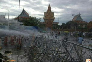 Deadly Day of Protests in Cambodia