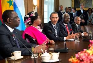 Obama's 2013 Africa Visit