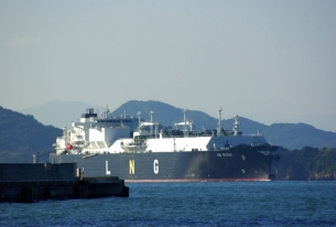 LNG tanker from Norway to arrive in Japan today