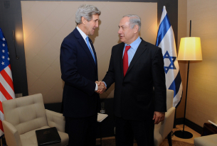 Is Obama Giving the Cold Shoulder to Kerry's Peace Initiative?