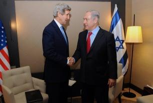 American Jewish Leaders Praise Kerry's Peace Efforts in Letter to Israeli Prime Minister Benjamin Netanyahu