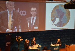 Arctic Frontiers: Day One