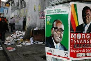 """""""Only thing left for Zim voters is hope"""" (Self Indulgence Alert)"""