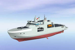Canada signs $288-million definition contract for Arctic/Offshore Patrol Ships