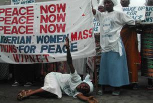 GailForce:  Women of Peace