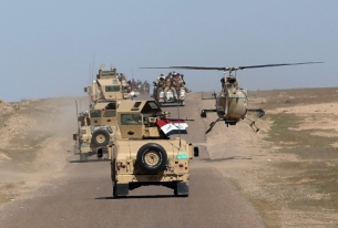 The Fall of ISIS Begins with Mosul
