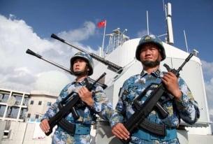 Washington Requests China to Stop Intimidating Fishermen