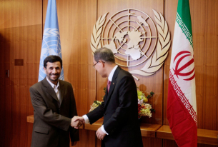 What the Iranian People Expect of Ban Ki-Moon