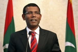 Tropical paradise in peril: the amazing struggle for democracy, and existence, in the Maldives