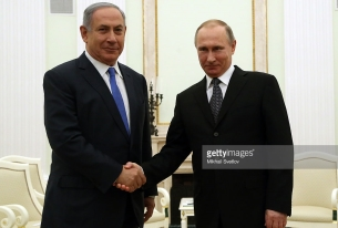Putin Likes Israel but Supports Palestine