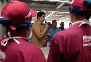 With Chavez out of sight, Venezuela faces uncertain future