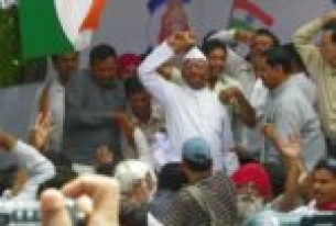 Anna Hazare's Initiative: People's Movement in a Constitutional Democracy?