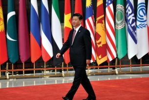China Moves to Lower Diplomatic Temperatures