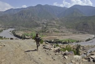 GailForce:  Afghanistan Update Part II
