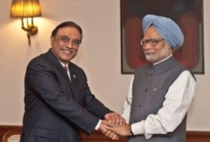 Manmohan and Asif Do Lunch