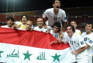 Iraq's Silver Lining on the Soccer Pitch